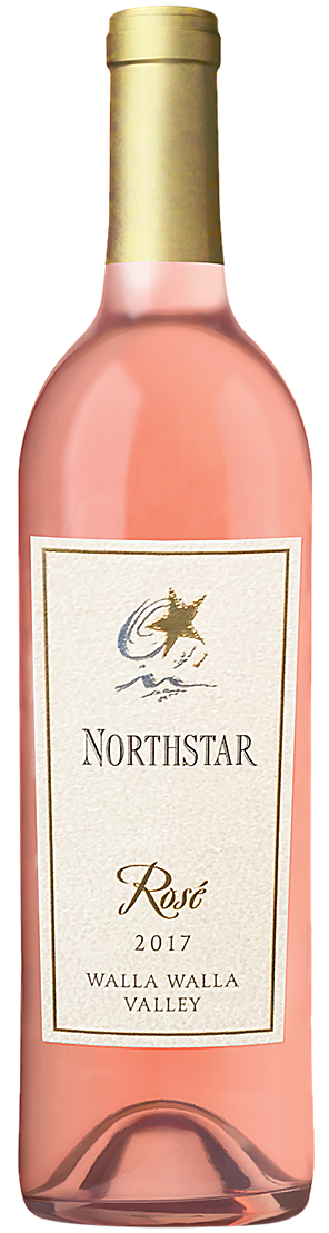 Northstar 2017 Rosé of Cabernet Franc Walla Walla Valley