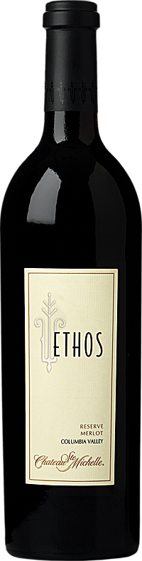 Ethos Reserve Merlot Bottle