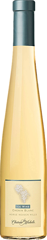 Chateau Ste. Michelle Winery Chenin Blanc Ice Wine Bottle