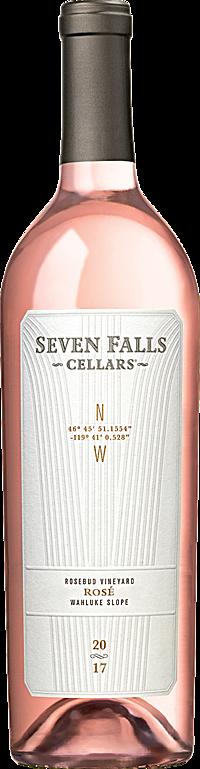 Seven Falls Cellars 2017 GPS Rosé Wahluke Slope