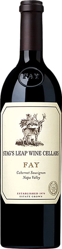 Stag's Leap Wine Cellars FAY Cabernet Sauvignon Napa Valley