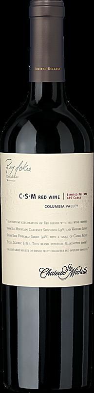 2010 C-S-M Red Wine