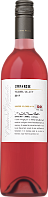 Chateau Ste. Michelle 2017 Limited Release Syrah Rosé Yakima Valley