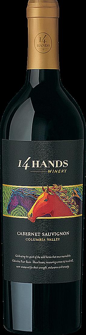 14 Hands 2015 Cabernet Sauvignon Columbia Valley