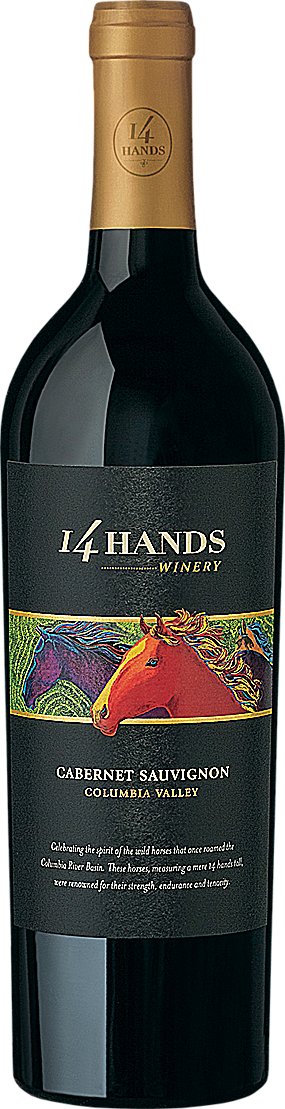 14 Hands 2014 Cabernet Sauvignon Columbia Valley