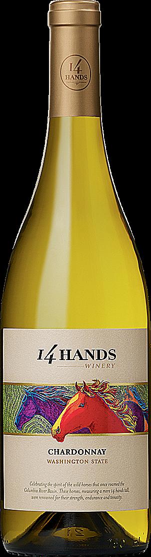 14 Hands 2015 Chardonnay Washington State