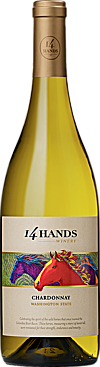 14 Hands 2015 Chardonnay Washington State