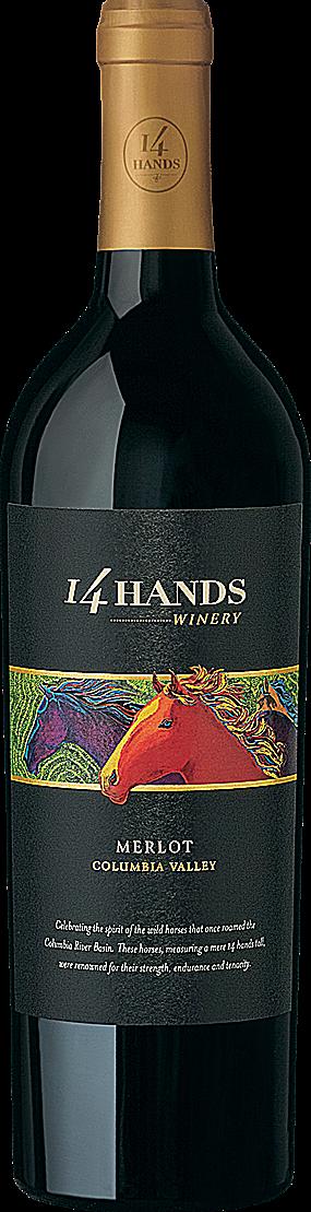 14 Hands 2015 Merlot Columbia Valley