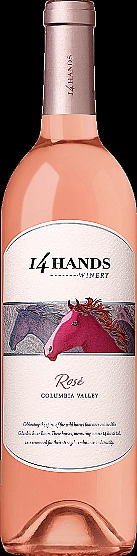 14 Hands 2016 Rosé Columbia Valley