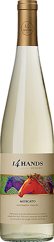 14 Hands 2015 Moscato Columbia Valley