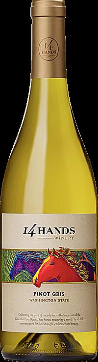 14 Hands 2016 Pinot Gris Washington State