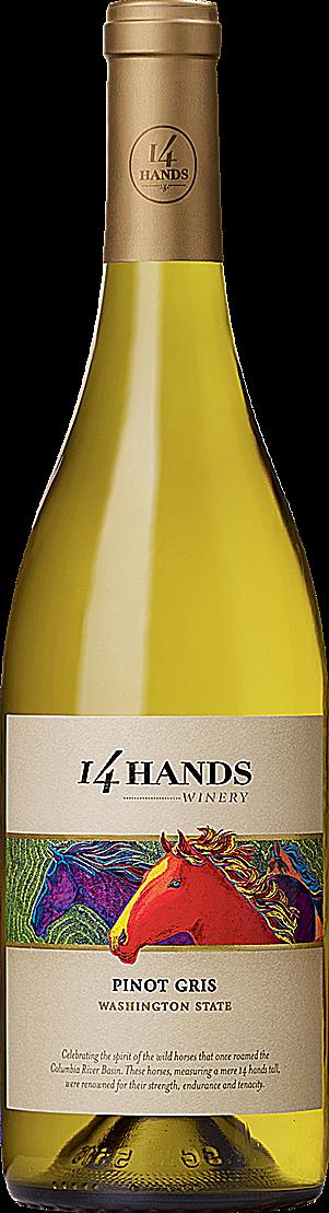 14 Hands 2015 Pinot Gris Washington State