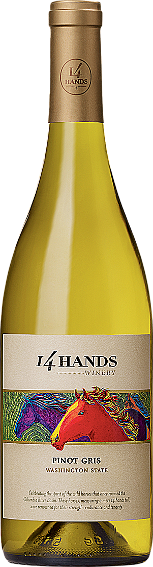 14 Hands 2014 Pinot Gris Washington State