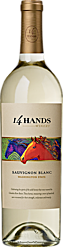 14 Hands 2015 Sauvignon Blanc Washington State