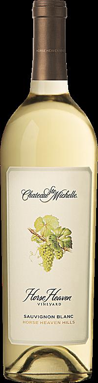 Chateau Ste. Michelle Horse Heaven Vineyard Sauvignon Blanc Bottle