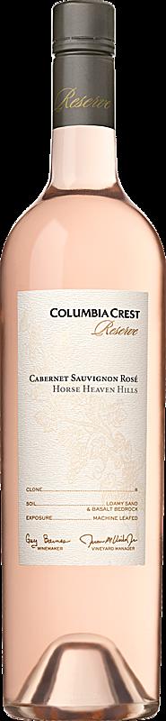Columbia Crest Reserve Cabernet Sauvignon Rosé Horse Heaven Hills