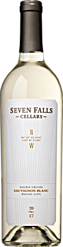 Seven Falls Cellars 2017 GPS Sauvignon Blanc, Rosebud Vineyard Wahluke Slope