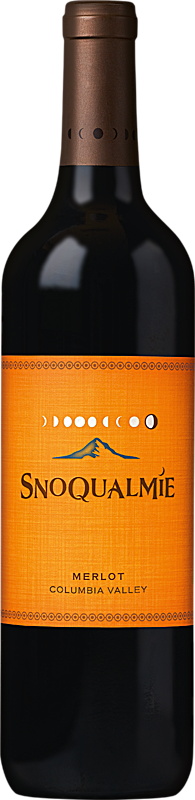 Snoqualmie Merlot Columbia Valley