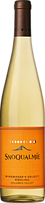 Snoqualmie Winemaker's Select Riesling Columbia Valley