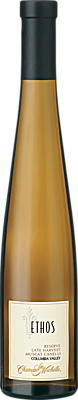 Chateau Ste. Michelle 2016 Ethos Reserve Late Harvest Muscat Canelli Columbia Valley