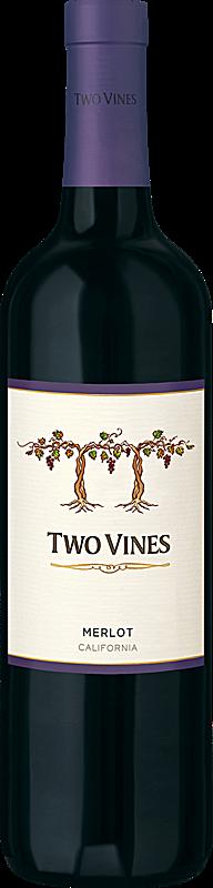 Two Vines Merlot California
