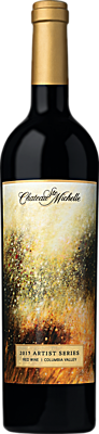 Chateau Ste. Michelle 2015 Artist Series Red Wine - Blessing Label Columbia Valley