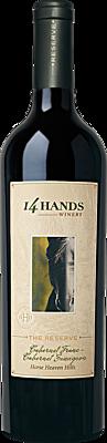 14 Hands The Reserve Cabernet Franc-Cabernet Sauvignon Horse Heaven Hills