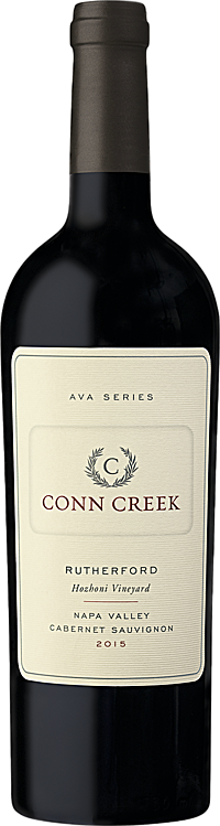Conn Creek 2015 Cabernet Sauvignon, Hozhoni Vineyard Rutherford
