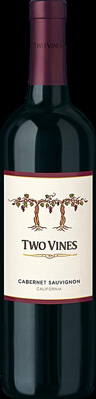 Two Vines Cabernet Sauvignon (CA) California