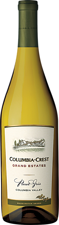 Columbia Crest 2010 Grand Estates Pinot Gris Columbia Valley