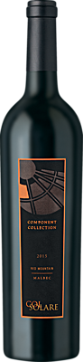 Col Solare 2015 Component Collection Malbec Red Mountain