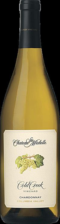 Chateau Ste. Michelle Cold Creek Chardonnay Bottle