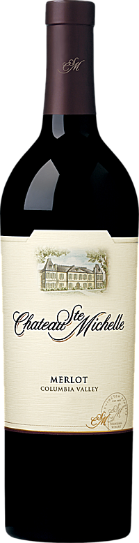 Chateau Ste. Michelle 2010 Merlot Columbia Valley