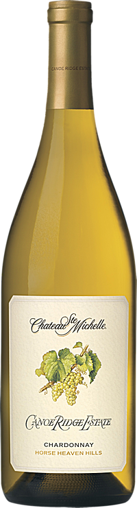 Chateau Ste. Michelle Canoe Ridge Estate Chardonnay Bottle