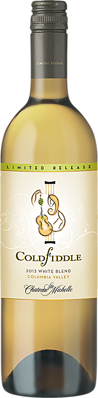 Chateau Ste. Michelle Cold Fiddle White Blend Bottle