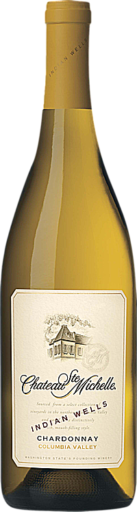 Chateau Ste. Michelle 2015 Indian Wells Chardonnay Columbia Valley