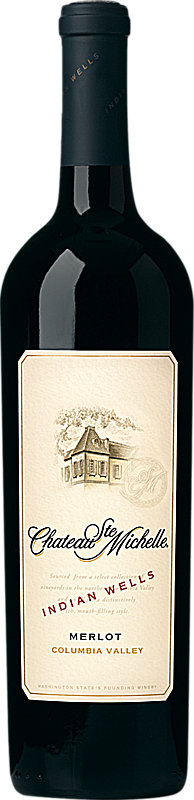Chateau Ste. Michelle 2014 Indian Wells Merlot Columbia Valley