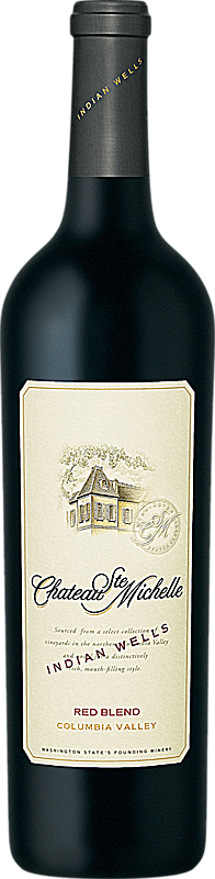 Chateau Ste. Michelle 2015 Indian Wells Red Wine Blend Columbia Valley