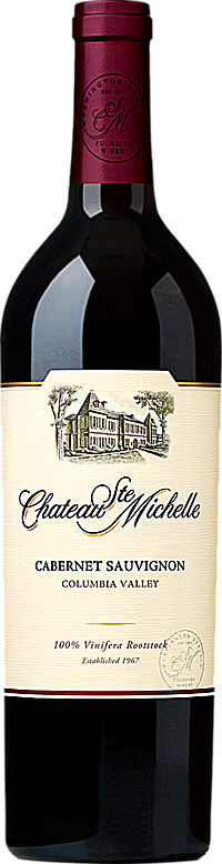 Chateau Ste. Michelle 2015 Cabernet Sauvignon Columbia Valley