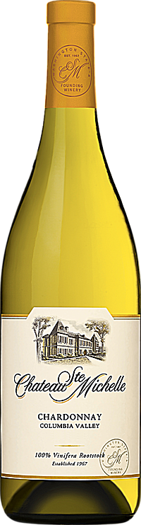 Chateau Ste. Michelle 2015 Chardonnay Columbia Valley