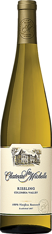 Chateau Ste. Michelle 2014 Riesling Columbia Valley