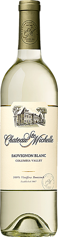 Chateau Ste. Michelle 2016 Sauvignon Blanc Columbia Valley