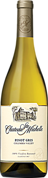 Chateau Ste. Michelle 2016 Pinot Gris Columbia Valley