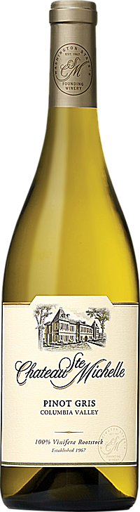 Chateau Ste. Michelle 2014 Pinot Gris Columbia Valley
