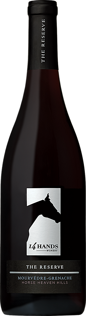 14 Hands The Reserve Mourvèdre-Grenache Red Wine Blend  Horse Heaven Hills