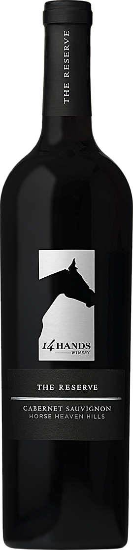 14 Hands Winery The Reserve Cabernet Sauvignon Bottle