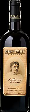 Spring Valley Vineyard Katherine Corkrum Cabernet Franc Walla Walla Valley