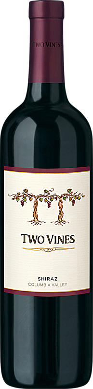 Two Vines Shiraz Washington State