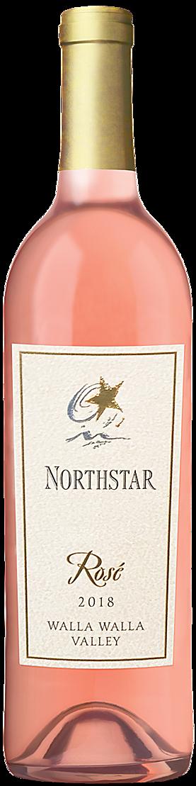 Northstar 2018 Rosé of Cabernet Franc Walla Walla Valley