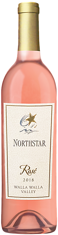 Northstar 2018 Rosé of Cabernet Franc Walla Walla Valley